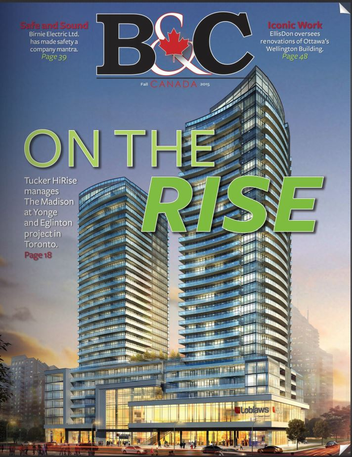Building Construction Canada Magazine Plan Group