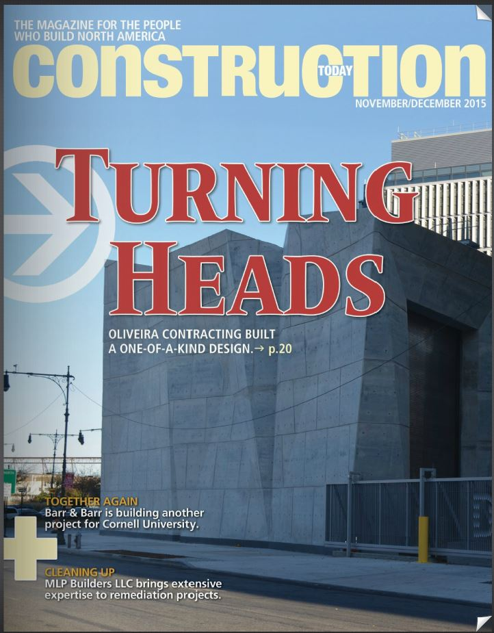Construction Today Magazine November-December 2015