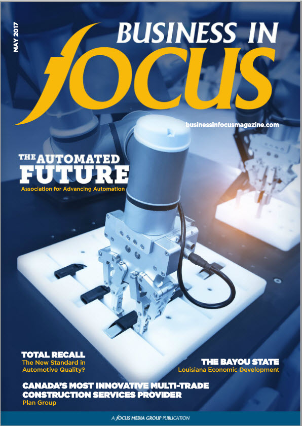 Business in Focus Cover