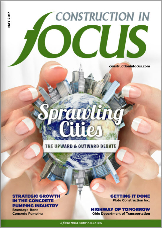 Construction In Focus Cover